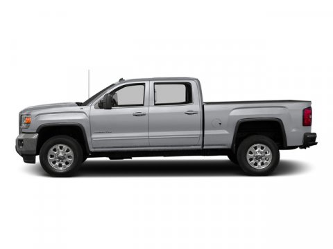 2015 GMC Sierra 2500HD Built After Aug 14 SLT Quicksilver MetallicJET BLACK V8 66L Automatic 5