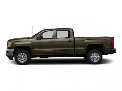 2015 GMC Sierra 2500HD Built After Aug 14 Denali Bronze Alloy MetallicCOCOA  DUNE DENALI V8 66