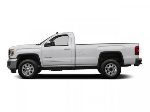 2015 GMC Sierra 2500HD K2500 Summit White V8 60L Automatic 3 miles Equipped with an 8 Foot Bos