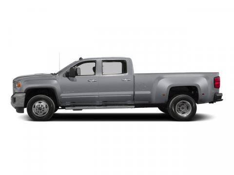 2015 GMC Sierra 3500HD SLE Quicksilver MetallicJET BLACK V8 66L Automatic 5 miles Redesigned f