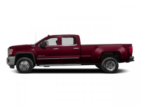 2015 GMC Sierra 3500HD Built After Aug 14 Denali Sonoma Red MetallicCOCOA  DUNE DENALI V8 66L A