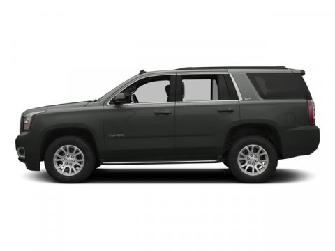 2015 GMC Yukon SLT Light Steel Gray MetallicJET BLACK V8 53L Automatic 5 miles Meet the all-n