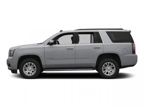 2015 GMC Yukon SLT Quicksilver MetallicJET BLACK V8 53L Automatic 8 miles Meet the all-new 201