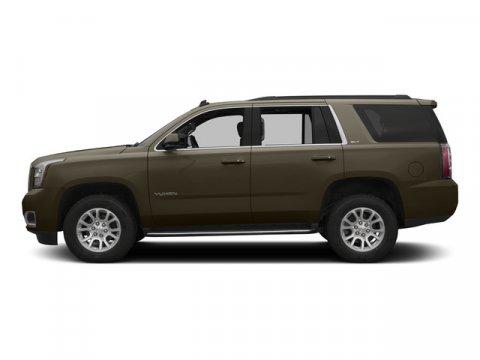 2015 GMC Yukon SLT Bronze Alloy Metallic V8 53L Automatic 114 miles Meet the all-new 2015 GMC
