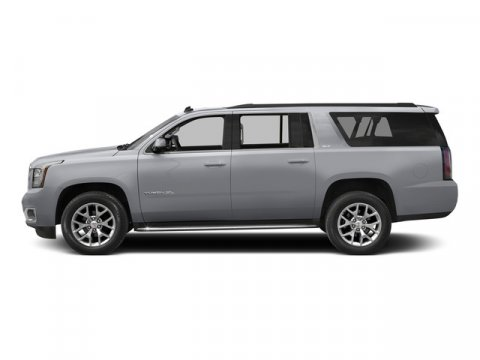 2015 GMC Yukon XL SLT Quicksilver MetallicJET BLACK V8 53L Automatic 5 miles Meet the all-new