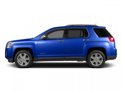 2015 GMC Terrain SLT Dark Sapphire Blue MetallicLIGHT TITANIUM V4 24L Automatic 5 miles The G