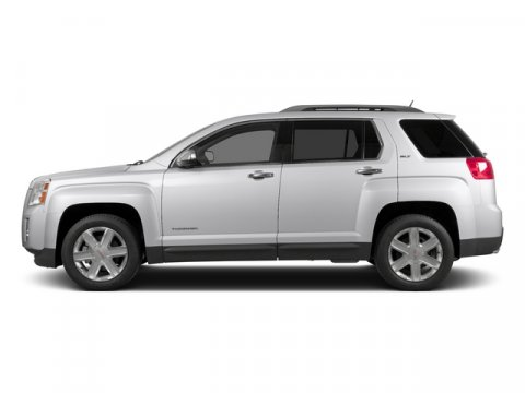 2015 GMC Terrain SLT Summit White V4 24L Automatic 212 miles The GMC Terrain is designed to be