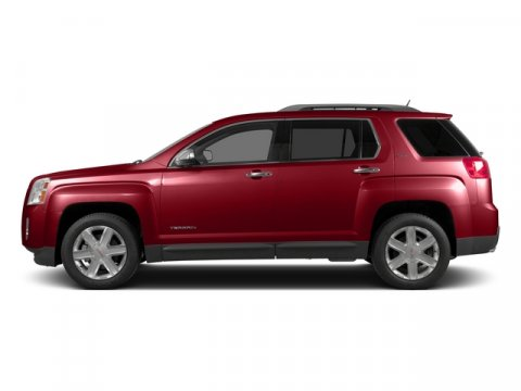 2015 GMC Terrain SLE Crystal Red TintcoatJET BLACK V4 24L Automatic 5 miles The GMC Terrain i