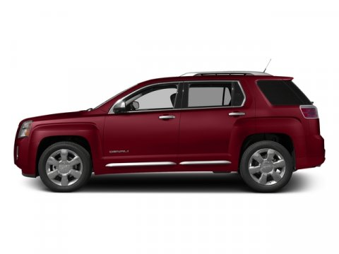 2015 GMC Terrain Denali Crystal Red Tintcoat V6 36L Automatic 141 miles The GMC Terrain is de