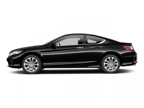 2015 Honda Accord Coupe EX-L Crystal Black PearlBlack V6 35 L Automatic 0 miles  Front Wheel