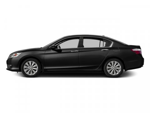 2015 Honda Accord Sedan EX-L Crystal Black PearlBlack V4 24 L Variable 0 miles  Front Wheel D
