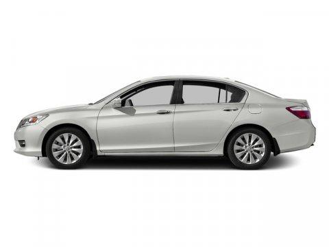 2015 Honda Accord Sedan EX-L White Orchid PearlIvory V4 24 L Variable 7 miles  Front Wheel Dr