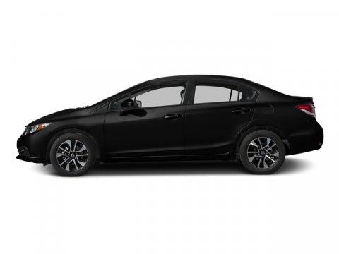 2015 Honda Civic Sedan EX Crystal Black PearlBlack V4 18 L Variable 0 miles  Front Wheel Driv