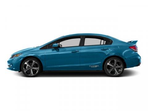 2015 Honda Civic Sedan Si Dyno Blue PearlBLKRED V4 24 L Manual 0 miles  Front Wheel Drive