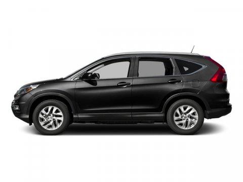 2015 Honda CR-V EX-L Crystal Black PearlBlack V4 24 L Variable 0 miles  Front Wheel Drive  P