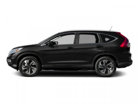 2015 Honda CR-V Touring Crystal Black PearlBlack V4 24 L Variable 0 miles  Front Wheel Drive