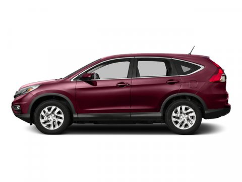 2015 Honda CR-V EX Basque Red Pearl IIGray V4 24 L Variable 8 miles  Front Wheel Drive  Powe