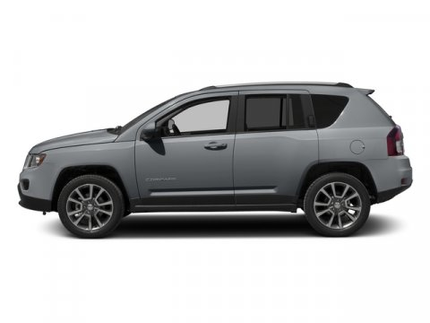 2015 Jeep Compass Altitude Edition Billet Silver Metallic ClearcoatDark Slate Gray V4 24 L Auto