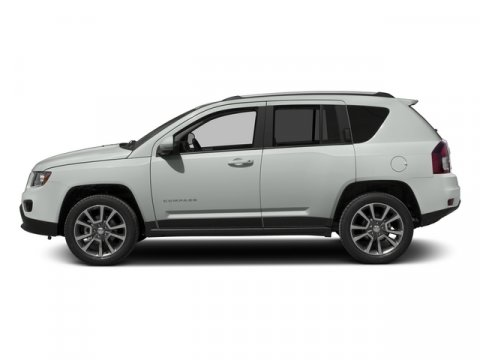 2015 Jeep Compass Limited Bright White ClearcoatDark Slate Gray V4 24 L Automatic 0 miles  EN