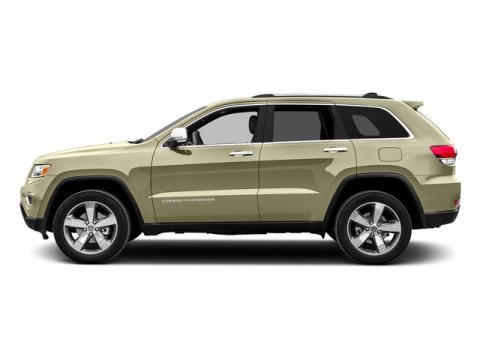 2015 Jeep Grand Cherokee Limited Cashmere Pearlcoat V6 36 L Automatic 1 miles Rebates include