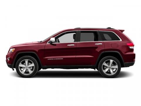 2015 Jeep Grand Cherokee Laredo Deep Cherry Red Crystal PearlcoatBlack V6 36 L Automatic 0 mil