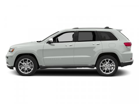 2015 Jeep Grand Cherokee Summit Bright White Clearcoat V8 57 L Automatic 0 miles Rebates incl