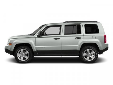 2015 Jeep Patriot Sport Bright White Clearcoat V4 24 L Automatic 14 miles Rebate includes 20