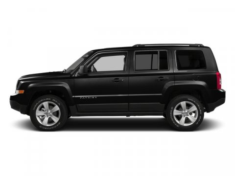 2015 Jeep Patriot Black Clearcoat V4 20 L Automatic 11 miles  412 Axle Ratio  GVWR 4 435 l