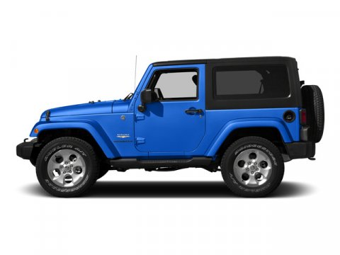 2015 Jeep Wrangler hydro blue pearl V6 36 L Automatic 1 miles Rebate includes 1000 Conquest