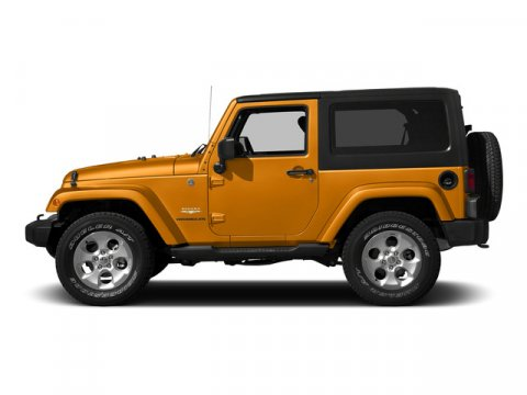 2015 Jeep Wrangler C SUNSET ORANGE V6 36 L  4 miles The 2015 Jeep Wrangler remains an icon T