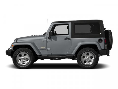 2015 Jeep Wrangler Billet Silver Metallic ClearcoatBlack V6 36 L Automatic 0 miles Take comman