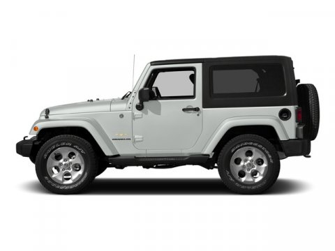 2015 Jeep Wrangler Bright White Clearcoat V6 36 L Manual 1 miles  410 Rear Axle Ratio  Perf