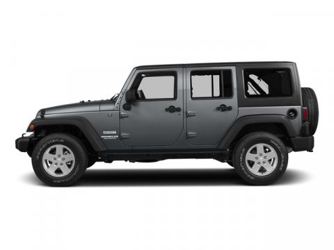 2015 Jeep Wrangler Unlimited Rubicon Hard Rock Billet Silver Metallic Clearcoat V6 36 L Automat