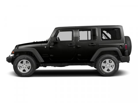 2015 Jeep Wrangler Unlimited Rubicon Hard Rock Black Clearcoat V6 36 L Automatic 1 miles  Fou