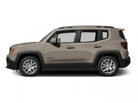 2015 Jeep Renegade Sport Mojave Sand V4 14 L Manual 1 miles  4438 Axle Ratio  Normal Duty S