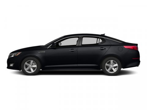 2015 Kia Optima LX Aurora Black V4 24 L Automatic 0 miles With world-class engineering outst