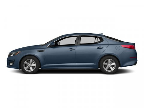 2015 Kia Optima LX Smokey Blue V4 24 L Automatic 0 miles With world-class engineering outstan