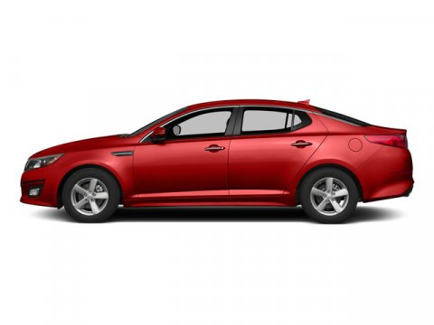 2015 Kia Optima LX Remington Red Metallic V4 24 L Automatic 0 miles With world-class engineer