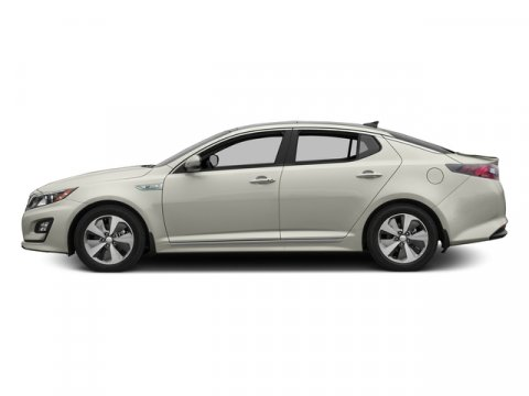 2015 Kia Optima Hybrid EX Snow White Pearl V4 24 L Automatic 1830 miles With world-class engi