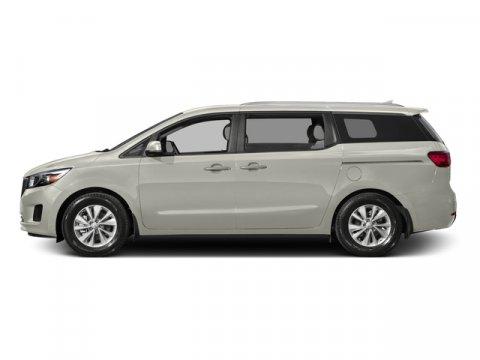 2015 Kia Sedona EX Snow White PearlCamel V6 33 L Automatic 5 miles The Kia Sedona minivan ret