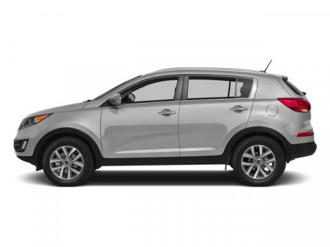 2015 Kia Sportage LX Bright SilverBLACK V4 24 L Automatic 0 miles Good things come in perfect