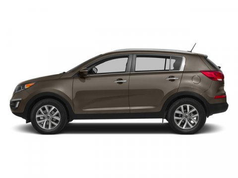 2015 Kia Sportage LX Sand Track V4 24 L Automatic 0 miles Good things come in perfectly sized
