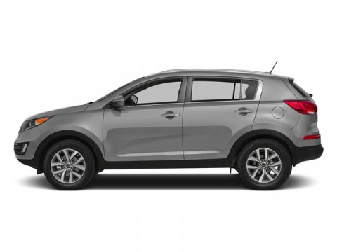 2015 Kia Sportage EX wNavigation Mineral SilverBLACK V4 24 L Automatic 2 miles Good things c