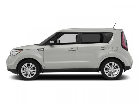 2015 Kia Soul Base Clear WhiteGray V4 16 L Automatic 5 miles Totally transformed the Kia Soul