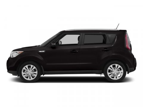 2015 Kia Soul  Shadow BlackTHE WHOLE SHABANG PACKAGE V4 20 L Automatic 0 miles Totally transf