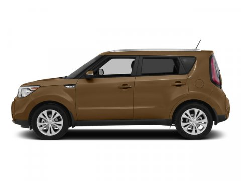 2015 Kia Soul  Latte BrownPRIMO PACKAGE V4 20 L Automatic 0 miles Totally transformed the Ki