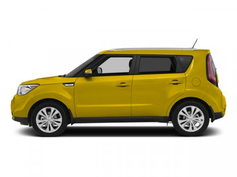 2015 Kia Soul  wNavigation Solar YellowBLACK V4 20 L Automatic 5 miles Totally transformed