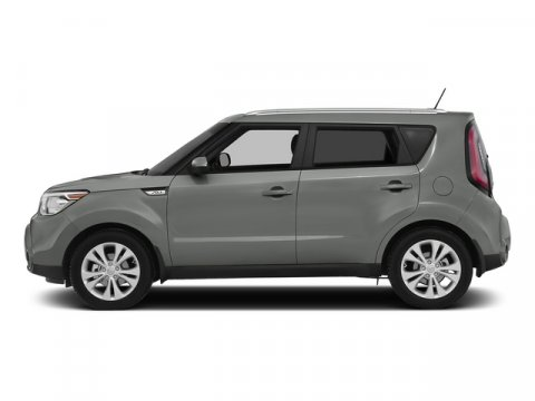2015 Kia Soul Base Titanium Gray V4 16 L Automatic 2439 miles Totally transformed the Kia Sou