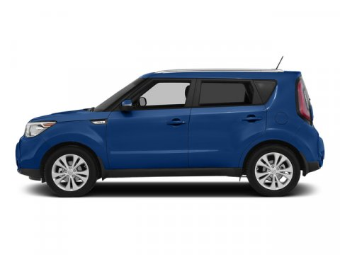 2015 Kia Soul  Fathom BlueSUN  SOUND PACKAGE V4 20 L Automatic 0 miles Totally transformed