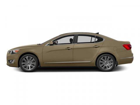 2015 Kia Cadenza Premium Bronze MetallicLUXURY PACKAGE V6 33 L Automatic 0 miles The 2015 Cad